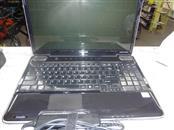TOSHIBA LAPTOP SATELLITE A505 - INTEL CELERON 2.1GHZ - 2GB RAM-320GB HDD-WIN 8.1